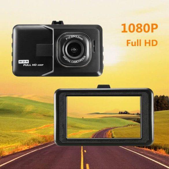 Blackbox autós kamera - fedélzeti kamera elengedhetetlen autósoknak gépkocsiba