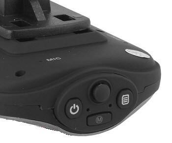 autós kamera kezlőfelület camroad 4-1