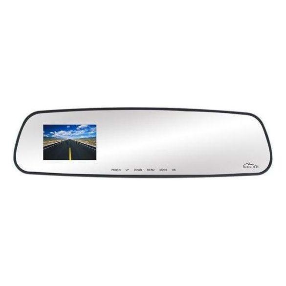 HD autós kamera visszapillantó tükörbe építve
