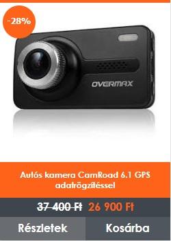 Autós kamera CamRoad 6.1